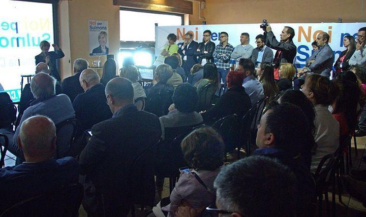 'Noi per Sulmona' tuona: 'Città senza sindaco fa comodo solo a Pezzopane'