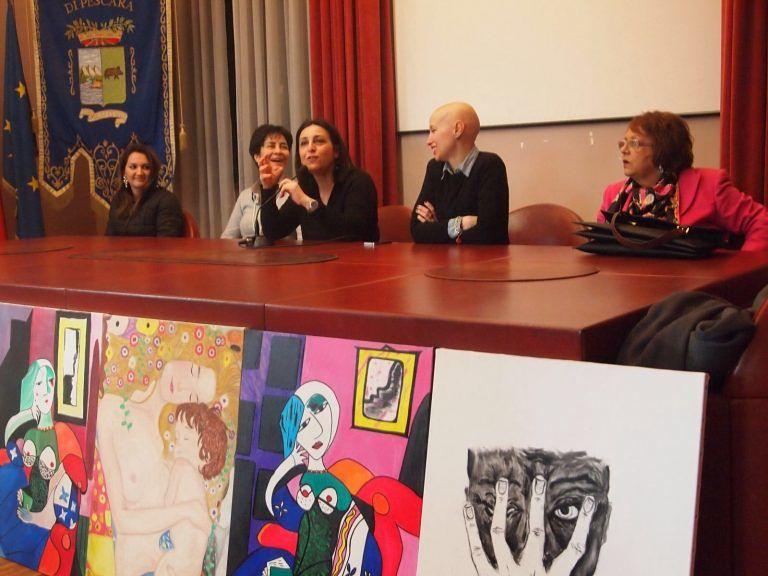 Pescara, la Notte bianca del liceo classico diventa un'opera d'arte