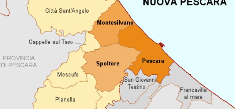 Nuova Pescara, botta e risposta tra M5S e PD