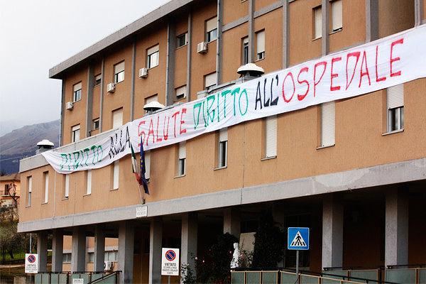 Botta e risposta Febbo-Paolucci su ospedali di Guardiagrele ed Atessa