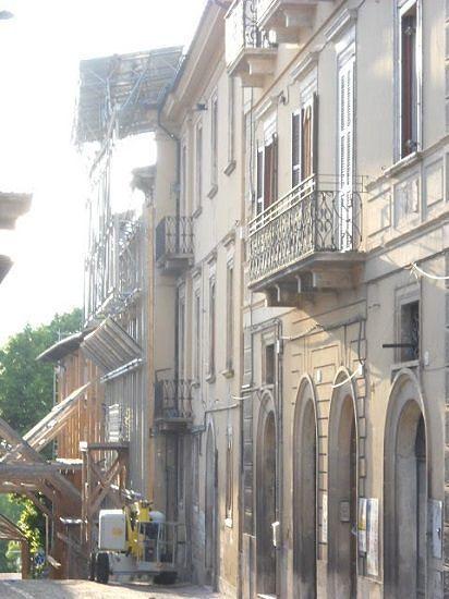 Ricostruzione L'Aquila, tutto pronto per la riconsegna di Palazzo Ciavoli Cortelli