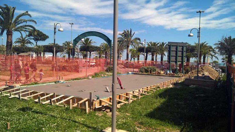 Giulianova, edificazione parco Franchi: la protesta di Cittadino Governante e M5S