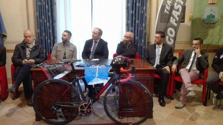 Pineto ospita dal 22 al 27 febbraio la Nazionale Paraolimpica di Ciclismo
