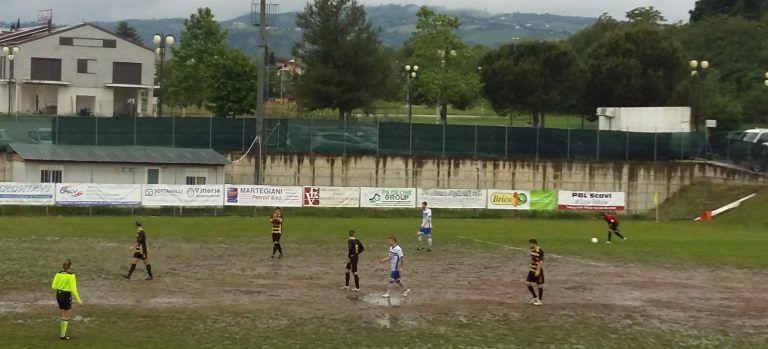 Promozione play-off: Pontevomano-Sant'Omero 0-2: doppio D'Ignazio