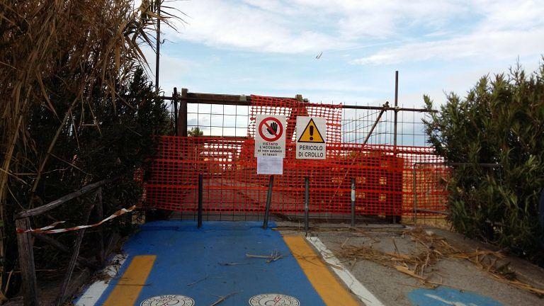 Ponte ciclabile sul Vibrata, incarico per riapertura e nuovo progetto