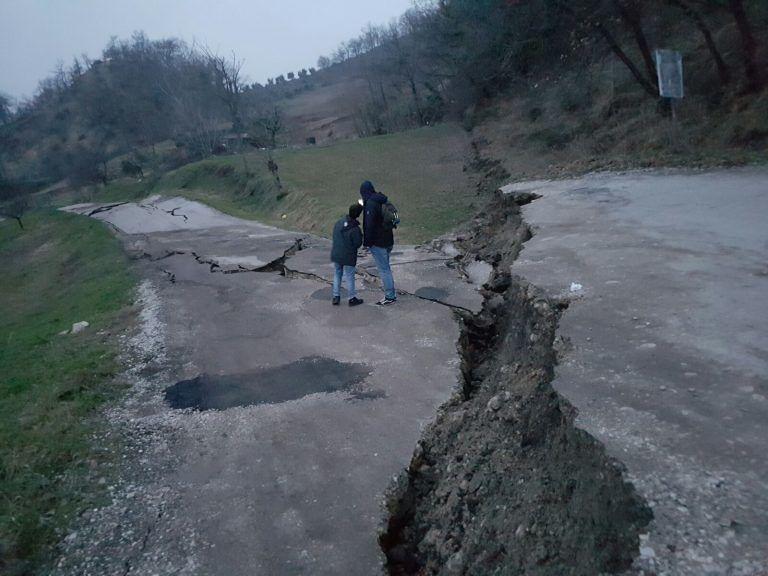 Dissesto idrogeologico, domani sopralluogo dei tecnici a Campli e Ponzano