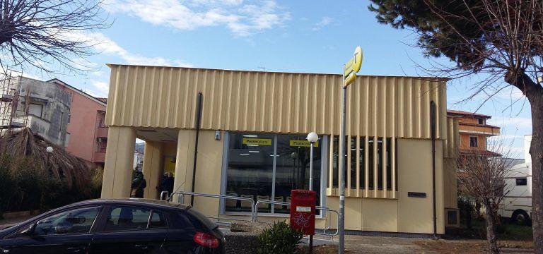 Coronavirus, uffici postali a Tortoreto: chiuso al Paese. Al Lido apertura tre volte alla settimana