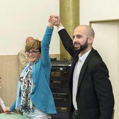 Lanciano, presentata la lista di CasaPound in appoggio al candidato sindaco Tonia Paolucci