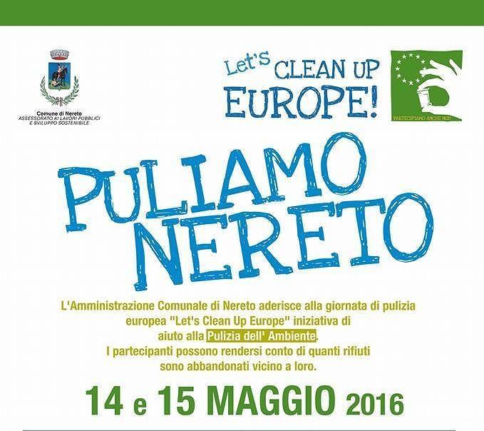 Puliamo Nereto: due giorni dedicati all'ambiente e al decoro