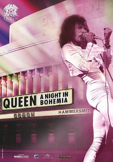'Queen a night in Bohemia', nei cinema abruzzesi il concerto che cambiò storia del rock