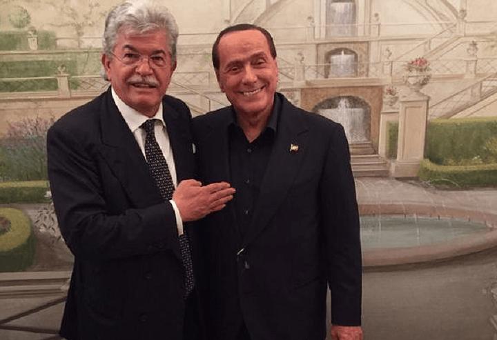 Razzi con D'Alfonso da Berlusconi per farlo investire in Abruzzo