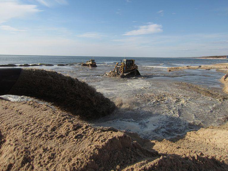 Coste abruzzesi, quasi 600 mila euro per ripascimento contro mareggiate