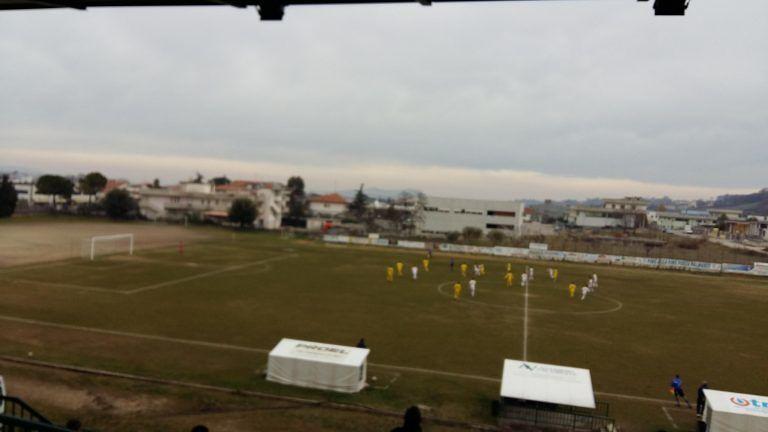 Promozione, Sant'Omero-Fontanelle 1-0: decide la prodezza di D'Ignazio