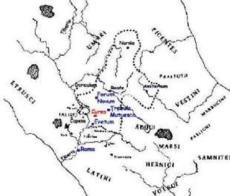 Ipotesi di un archeologo: 'A L'Aquila santuario dell'antica Testruna, capitale dei Sabini'
