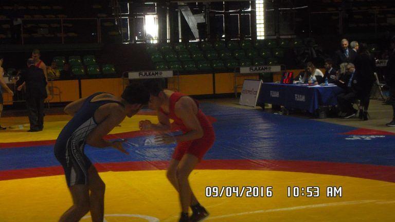 Lotta greco-romana, l'Atletic Club Giulianova ai Campionati Italiani Cadetti