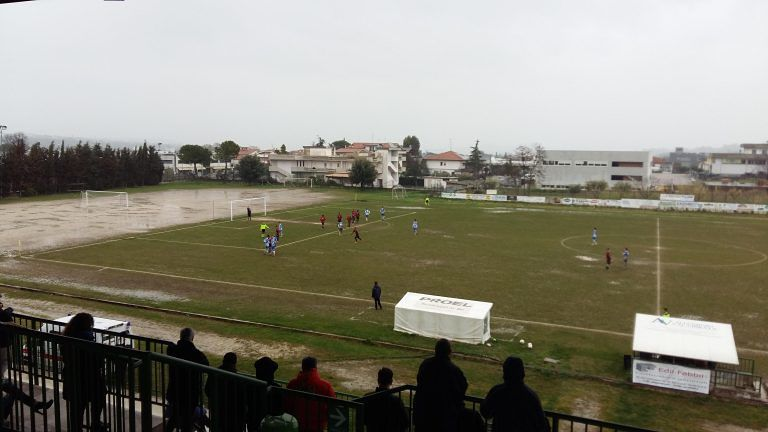 Promozione, Sant'Omero-Notaresco 3-0: Palmense torna a correre