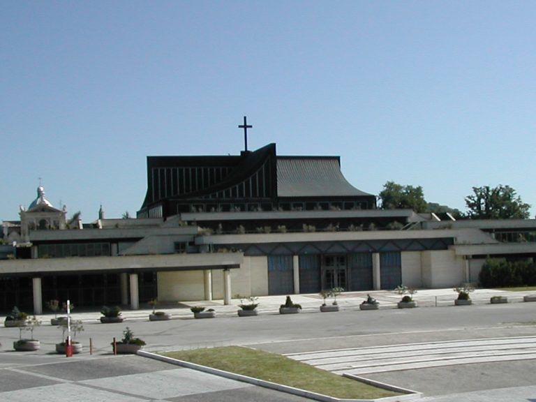 San Gabriele, Giornata del Pellegrino con le telecamere di Raitre