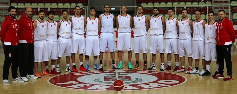 Basket C Silver, domani match-ball per il Basket Teramo