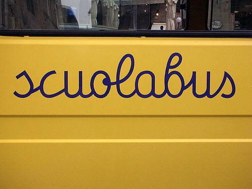 Scuolabus guidati da pensionati in Abruzzo: il fenomeno prosegue