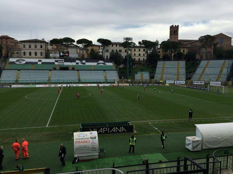 Lega Pro, il Teramo esce dalla Coppa Italia (1-0)
