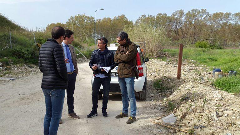 Montesilvano, Villa Carmine: verifiche geologiche per la discarica sequestrata