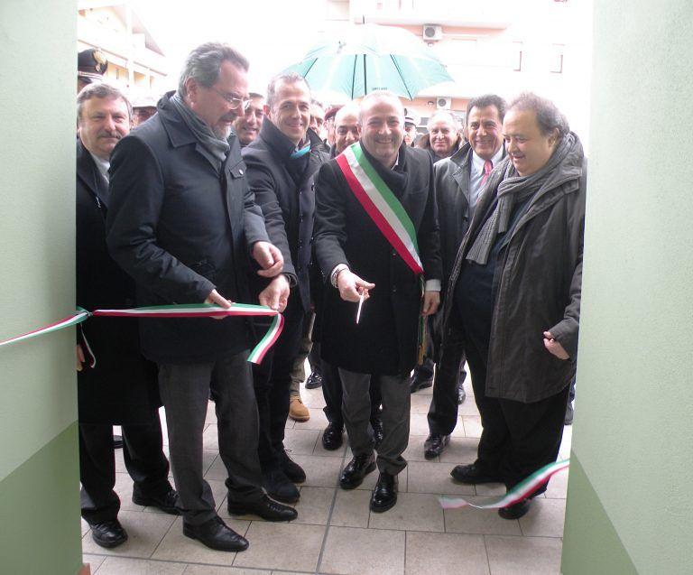 Spoltore, inaugurata la scuola 'Rita Levi Montalcini' di Santa Teresa