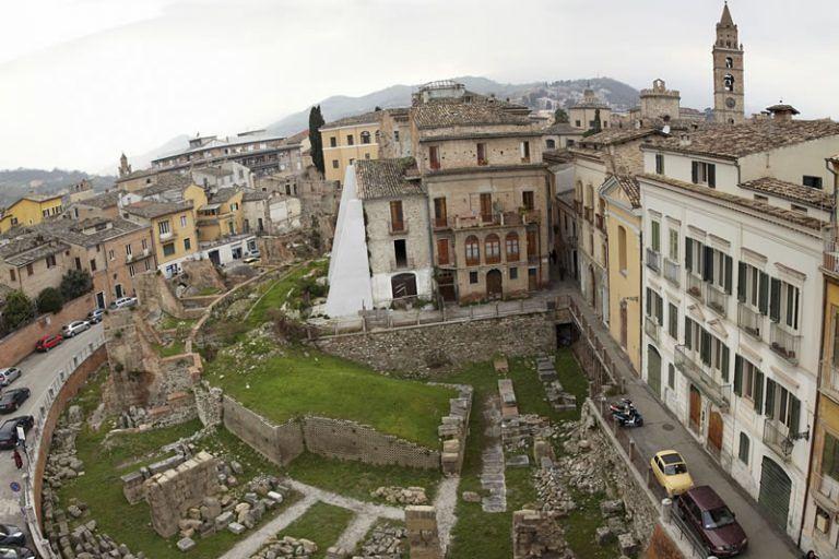 """Teramo, sul Teatro romano la risposta del Pd a Brucchi: """"La colpa è tua"""""""