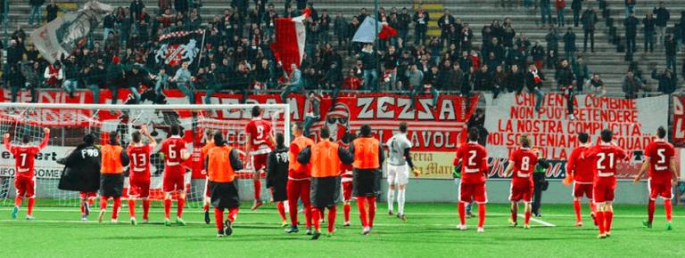 Teramo Calcio, domani a Prato per cullare ancora il sogno playoff