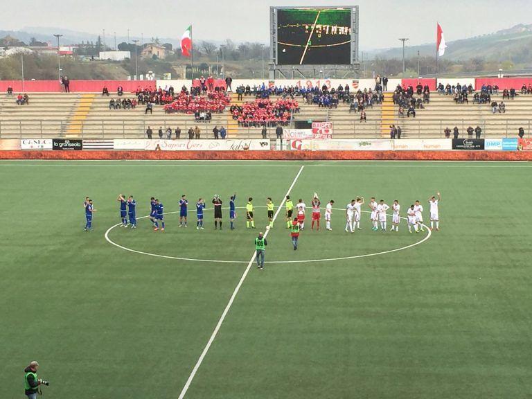 Lega Pro, Teramo e Rimini non si fanno male (1-1)