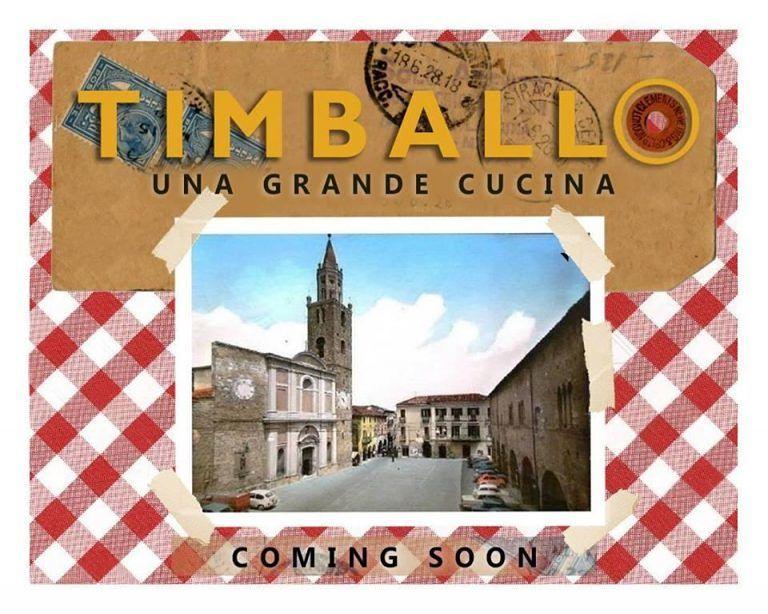"""Campli, cortometraggio """"Timballo"""": casting in Comune"""