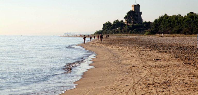 AMP Torre di Cerrano: spiaggia pulita ed ospitale. Legambiente assegna 4 vele