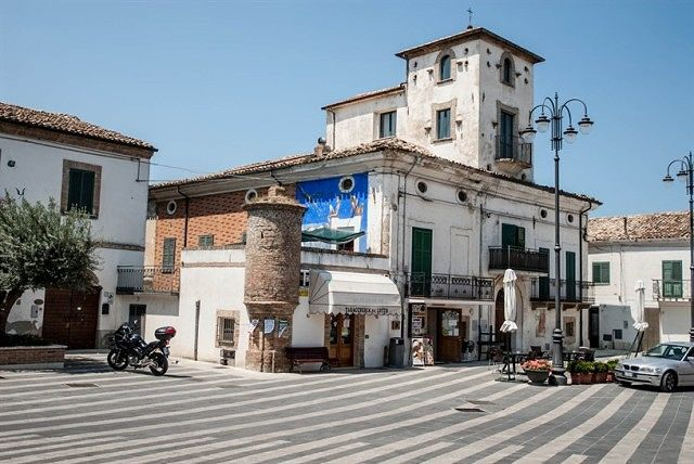 Conclusi i lavori della Settimana dell'Affresco di Treglio con  importanti affreschi riportati a nuovo nel centro storico