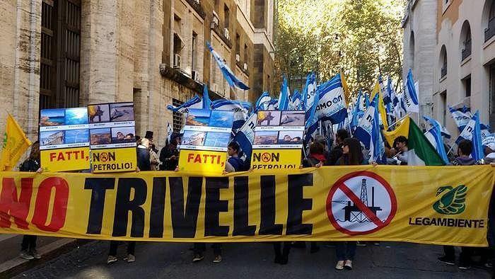 Referendum trivelle, l'Abruzzo si ritira: 'Ombrina risolta, l'emergenza è passata'