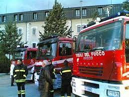 Teramo, vigili dal fuoco dal Prefetto: carenza di personale