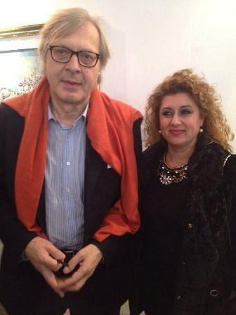 La Poesipittura alla Biennale Internazionale d'arte di Palermo