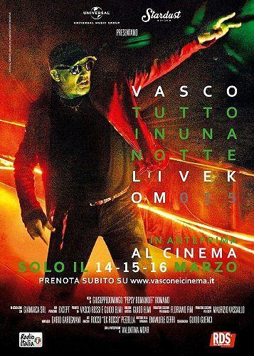 Arriva anche il Abruzzo il film musicale su Vasco Rossi