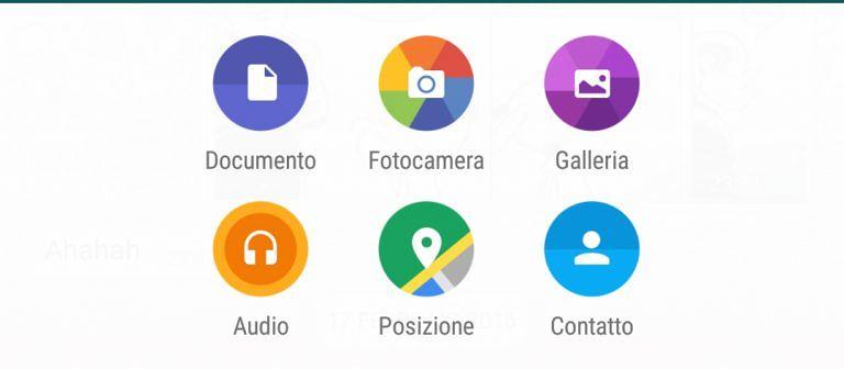Whatsapp,adesso si possono inviare anche documenti