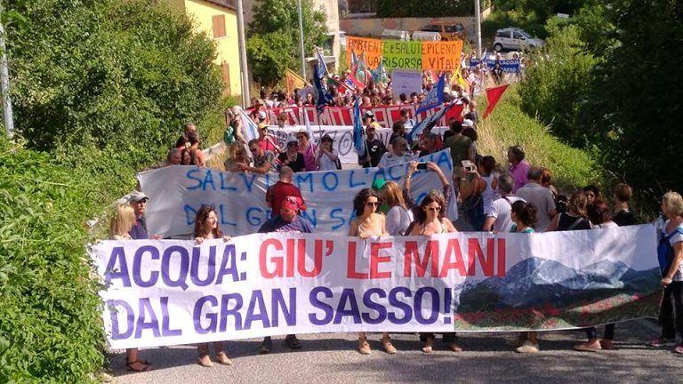 Teramo, Giannella 'porta' l'Arci Nazionale alla manifestazione 'X l'acqua trasparente'