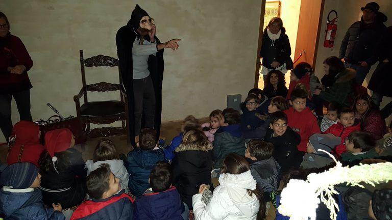 Giulianova, spettacolo teatrale per bambini a cura del Gruppo Archeologico