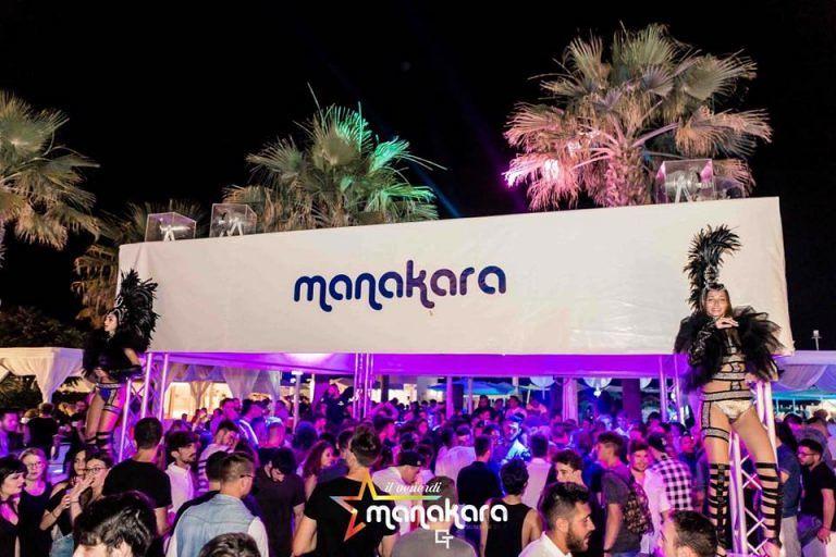 Manakara Beach Club: ultimo atto dell'estate sabato 9 settembre  Tortoreto