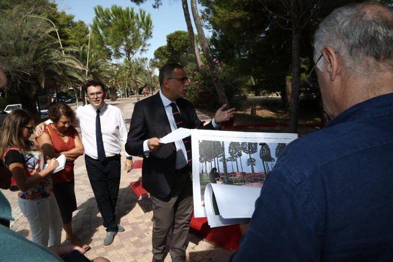 Pescara, presentato progetto per la riqualificazione della pinetina nord