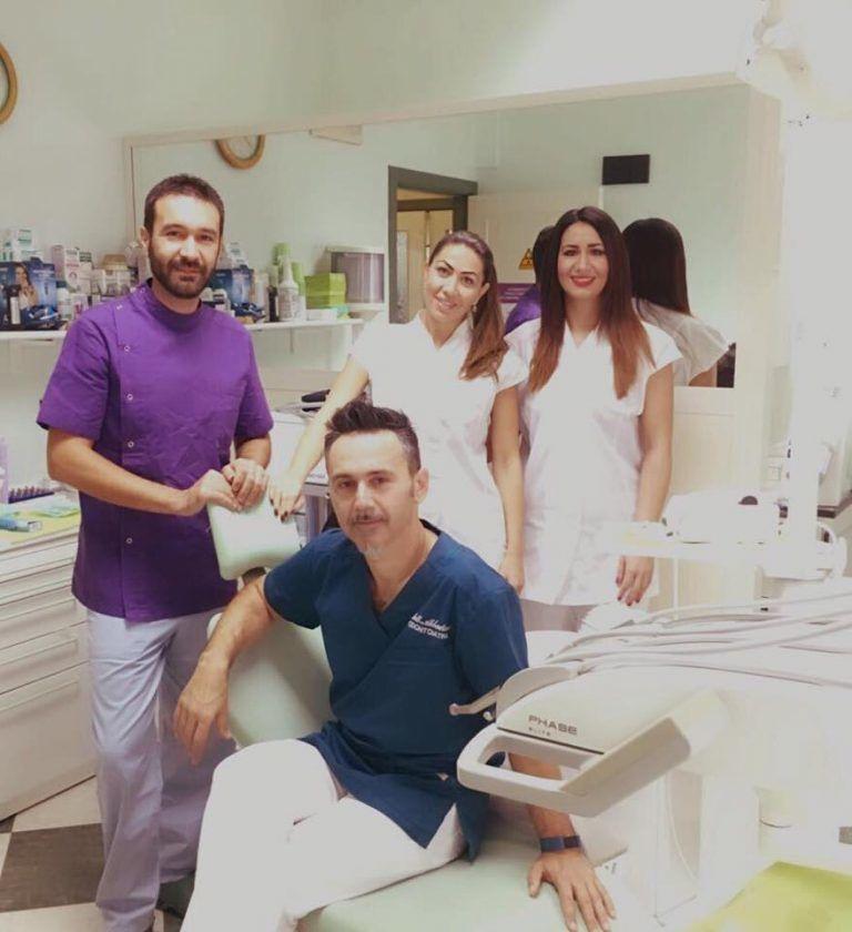 Studio Odontoiatrico Abbadini: ottobre è il mese della Prevenzione Dentale  Alba Adriatica-San Benedetto del Tronto