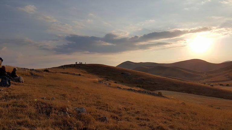 Trekking dalle Gole del Sagittario a Castrovalva  Domenica 5 novembre