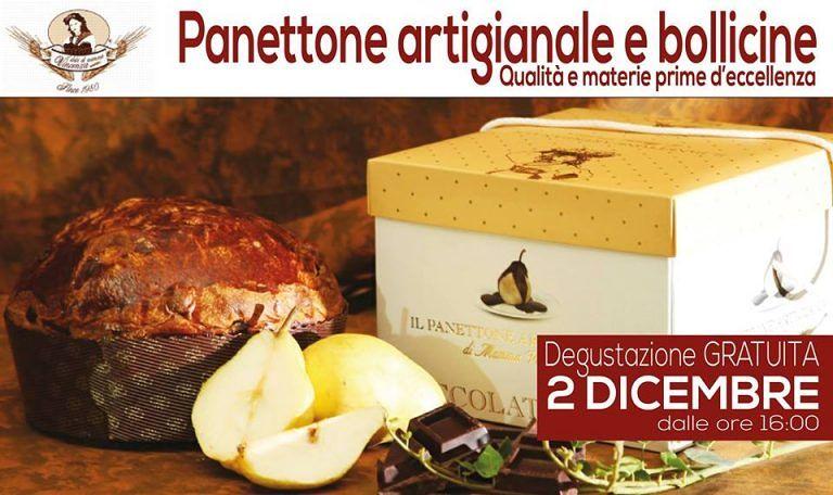 Zeropuntodue: 2 dicembre degustazione gratuita del Panettone artigianale Mamma Vincenza| Alba Adriatica