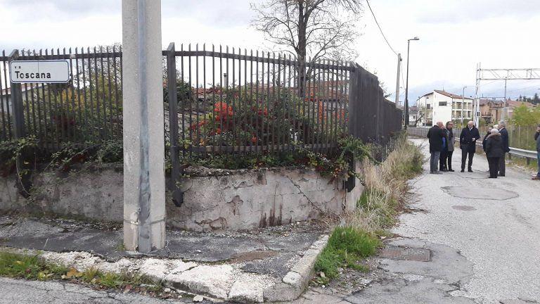 Avezzano, il sindaco murerà gli accessi della struttura di via Toscana