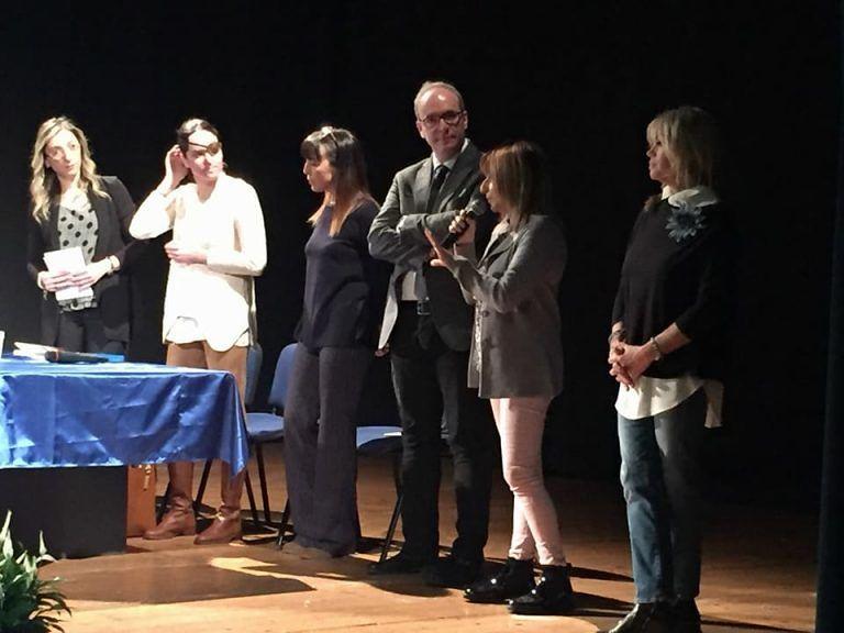 Pineto, Gessica Notaro si racconta agli studenti