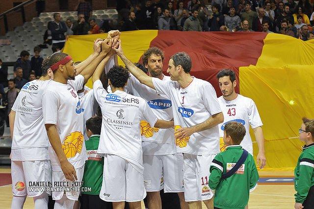 Ravenna è già squadra, Roseto un po'meno: l'Orasì espugna il PalaMaggetti