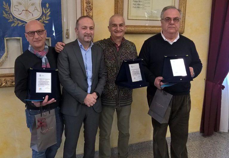Spoltore, in pensione 3 dipendenti storici del Comune