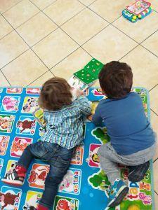 Nido Sirena: Settimana ricca di attività per tutti i bimbi  Tortoreto