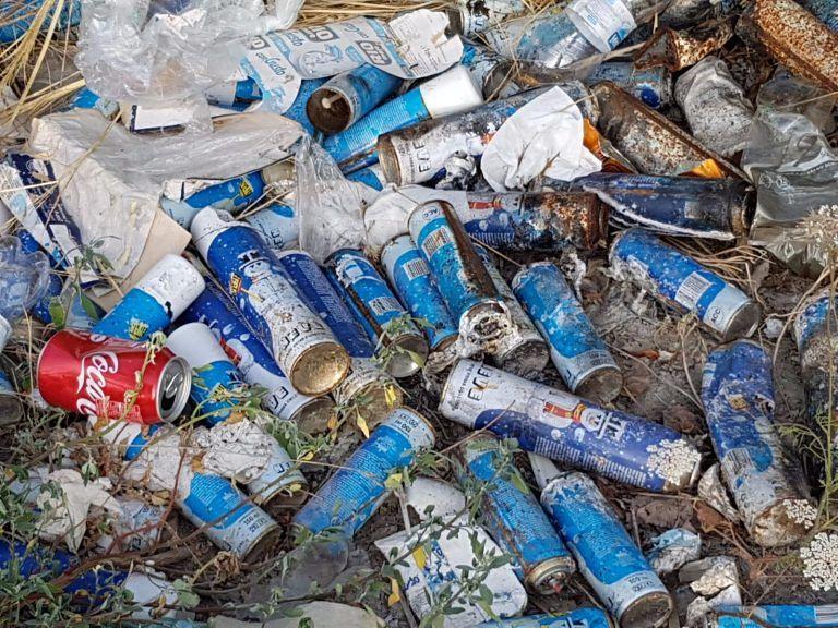 Oltre 140 quintali di rifiuti, Comune Lanciano bonifica aree